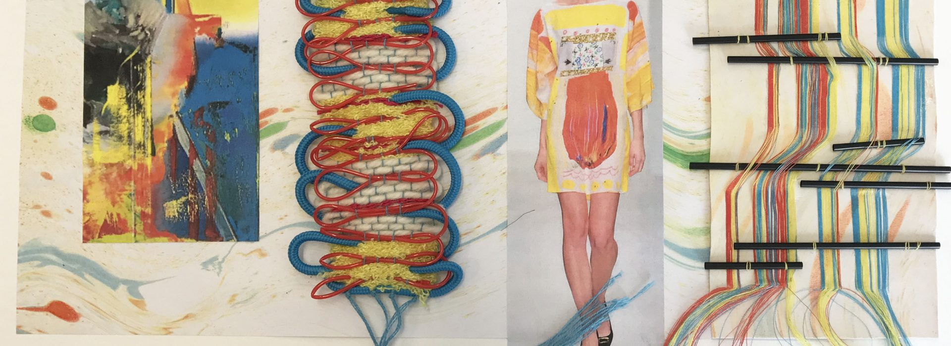Fashion and Textile A Level
