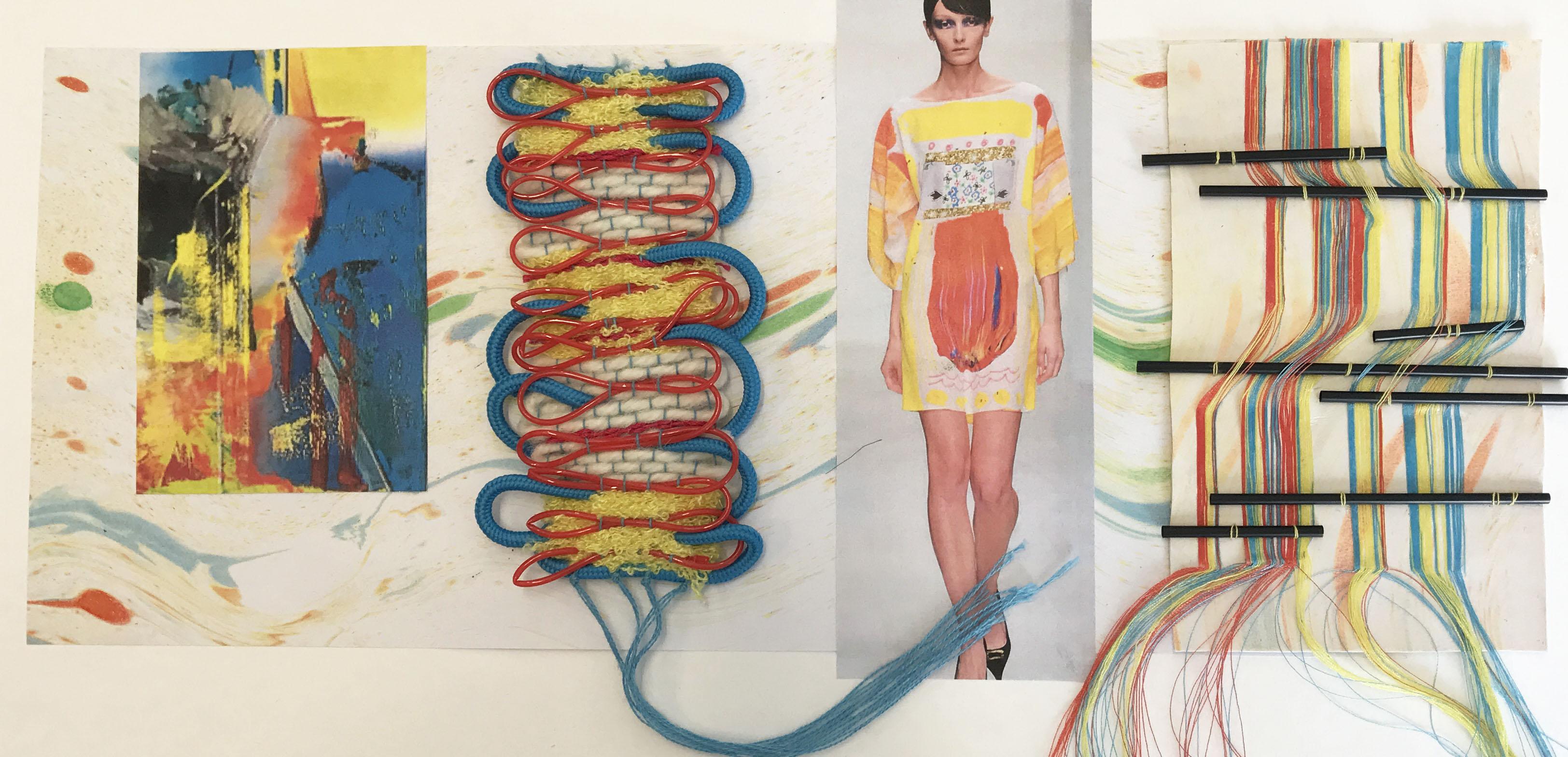 Fashion Textile Design A Level Art Carmel College