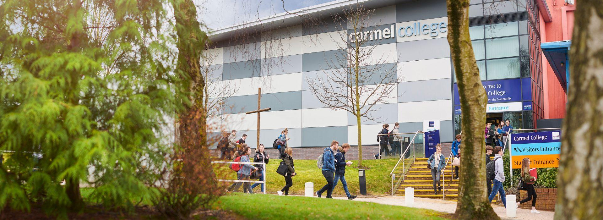 Carmel College term dates