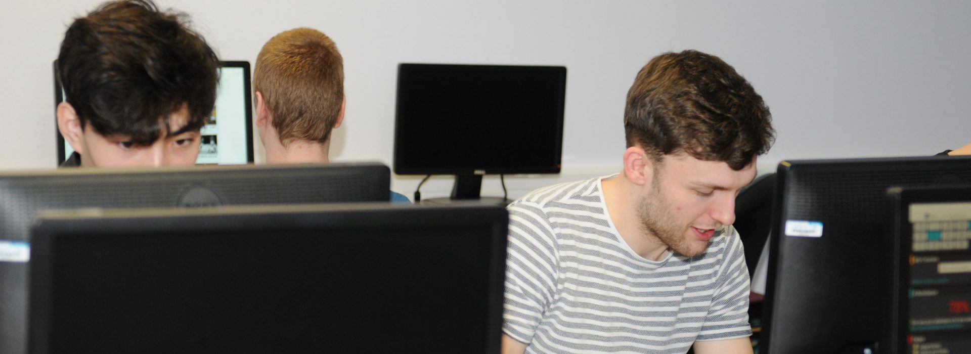 Students applying to the University of Liverpool Applications