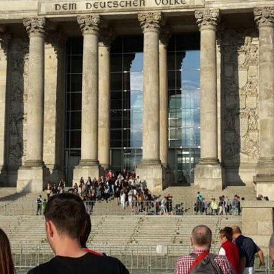 Carmel College Berlin history trip