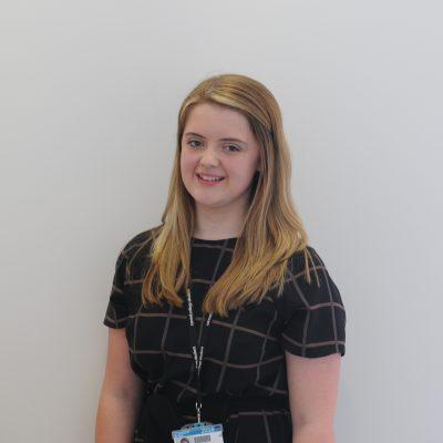Caitlin Corrigan - A level History student