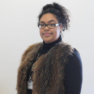 E'Lsie Ocaka - A Level Maths student