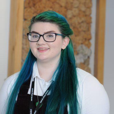 Elizabeth Austin - A Level Physics student