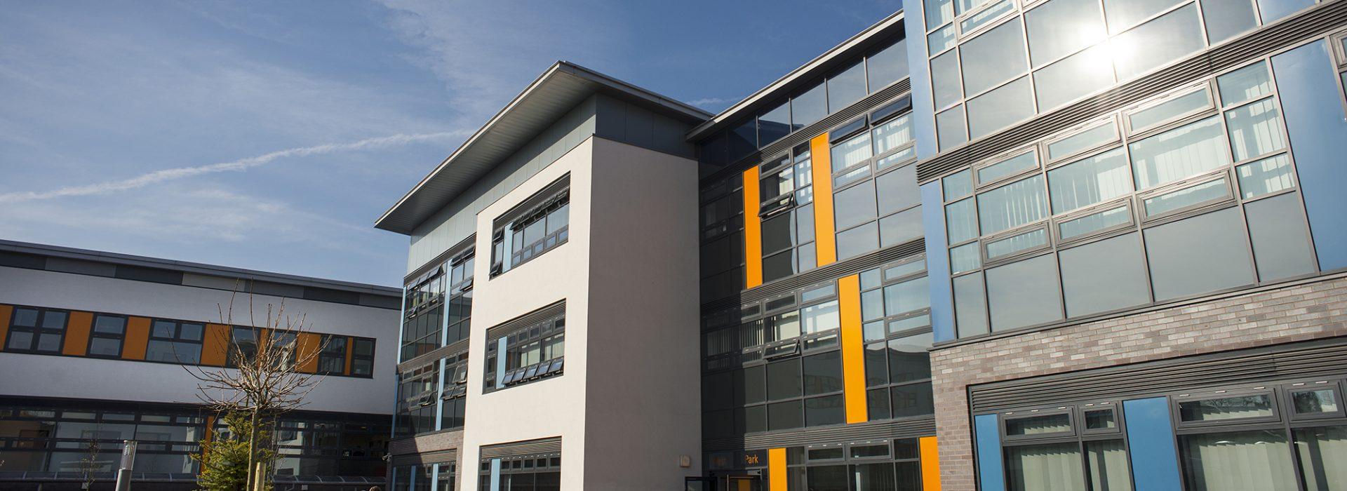 Carmel College building