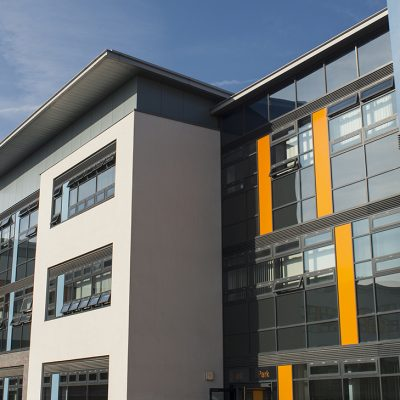 Carmel College building
