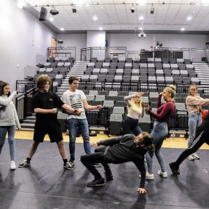 Theatre and Auditions workshop with LIPA