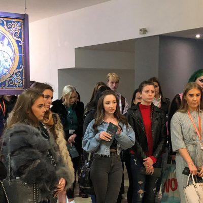 Textile Biennial trip