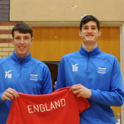 Basketball players picked for England U18 squad