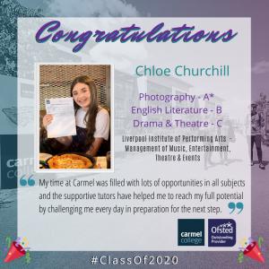 Chloe Churchill