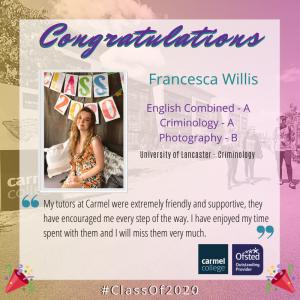 Francesca Willis