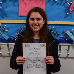 Cambridge Chemistry Challenge