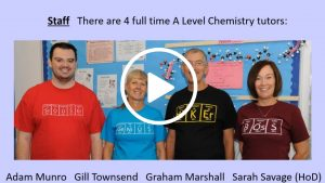 A Level Chemistry Course Introduction video