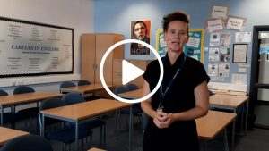 A Level English Lit and Lang Course Introduction video