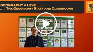 A Level Geography Course Introduction Video