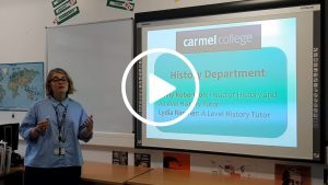 A Level History Course Introduction video