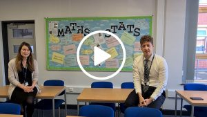 A Level Maths and Further Maths course Introduction video