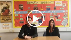 A Level Spanish Course Introduction