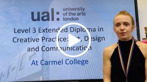 UAL Ext Diploma