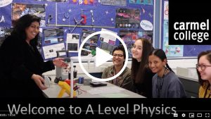 A Level Physics Course Introduction video