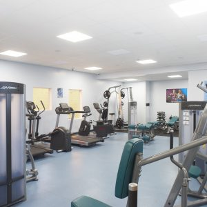 Fitness suite Carmel College St Helens