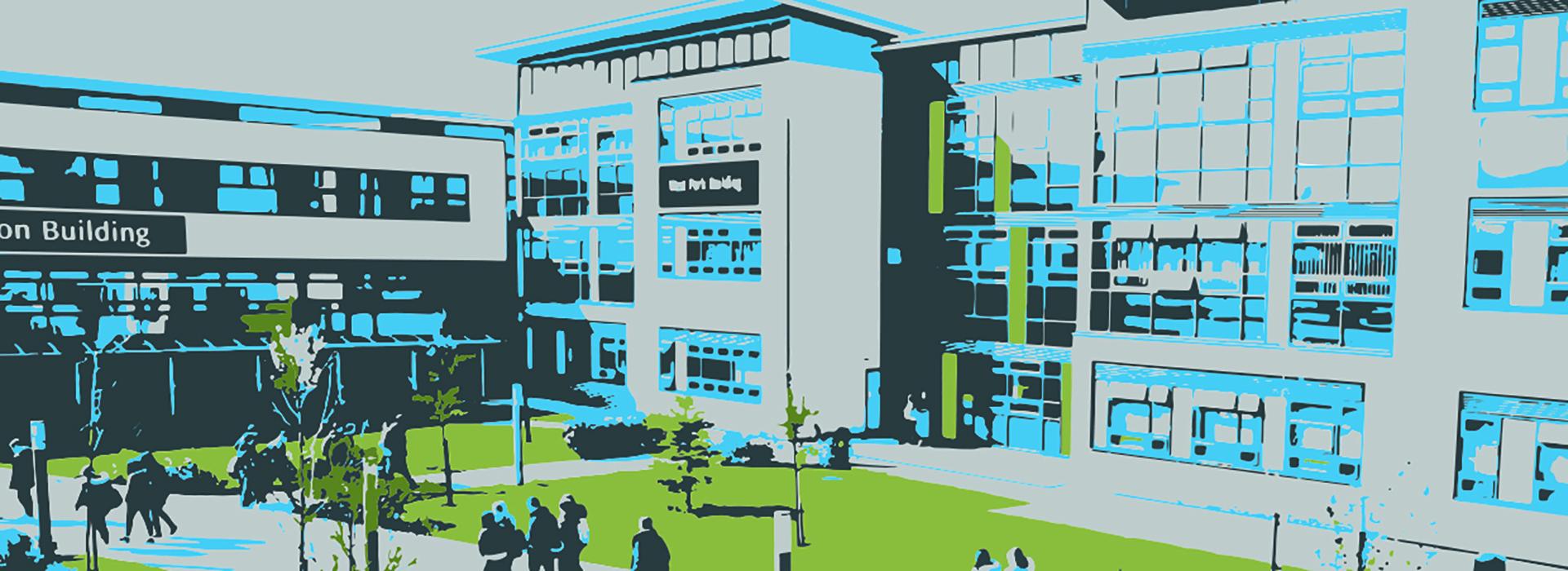 Carmel College campus image